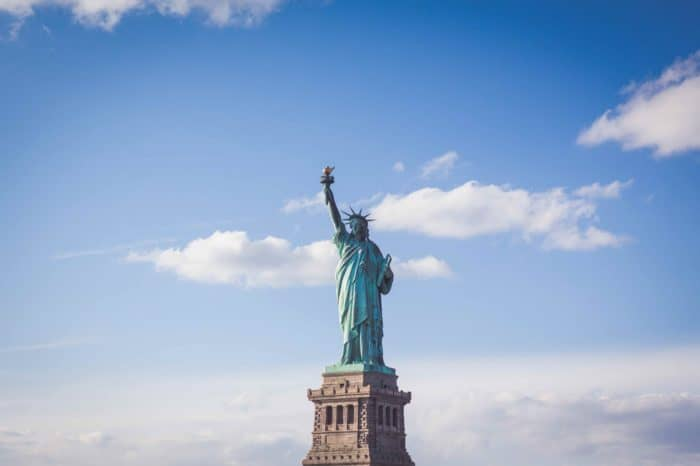 Statue of Liberty & Ellis Island guided tour